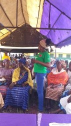 Erinpa Owode-Ketu Women Association at the meeting